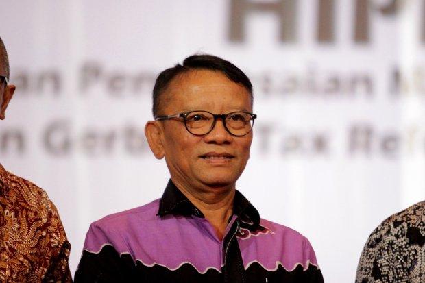 Direktur Jenderal Pajak Ken Dwijugiasteadi
