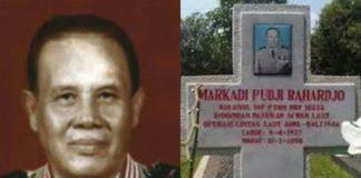 Kolobnel Markadi, pemimpin Pasukan M di Bali.