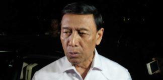 Wiranto Menteri Koordinator Politik, Hukum dan Keamanan (Menkopolhukam)