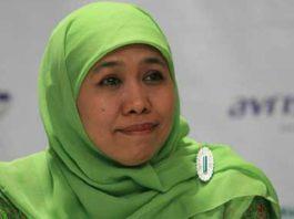 Menteri Sosial, Khofifah Indar Parawansa