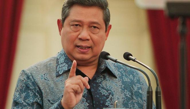 Presiden ke 6 RI Susilo Bambang Yudhoyono (SBY)