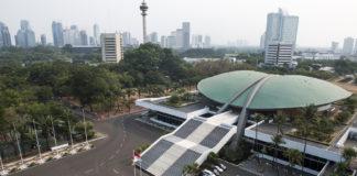 Gedung Nusantara DPR