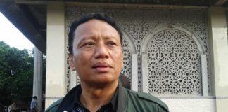 Syaiful Bahri Ansori anggota Komisi I DPR