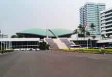 Gedung DPR.