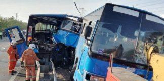 7 WNI Tewas Kecelakaan di Malaysia