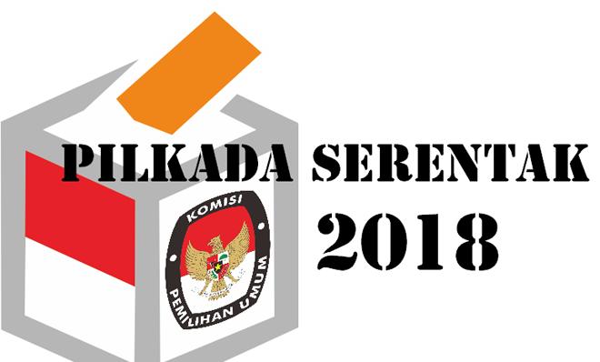 Pilkada Serentak 2018.
