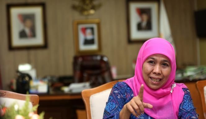 Khofifah Indar Parawansa Menteri Sosial