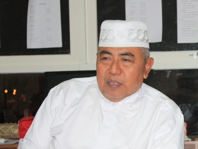 Bupati Sampang Fadhilah Budiono