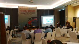 nawacita.co -- LPKK Gelar Lokarya Pemetaan Resiko Korupsi