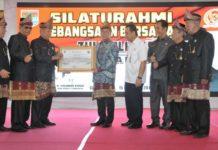 Ketua MPR RI Mendapat Gelar Kehormatan Adat Lubuklinggau