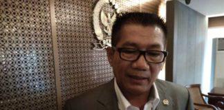 Agun Gunandjar Sudarsa Ketua Pansus Hak Angket KPK