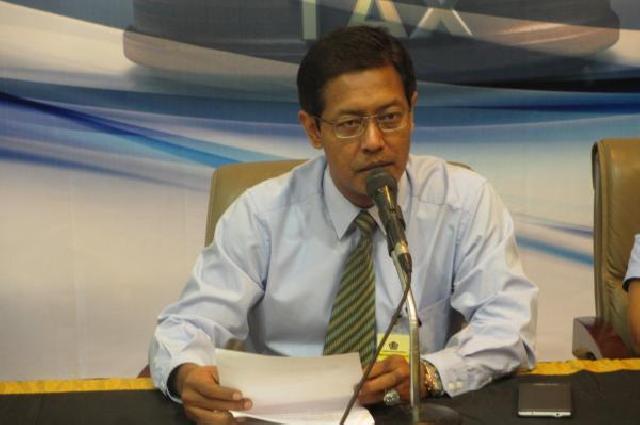 Direktur Penyuluhan, Pelayanan, dan Humas Direktorat Jenderal Pajak Kementerian Keuangan, Hestu Yoga Saksama