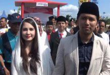 Emil Elestianto Dardak dan Arumi Bachsin