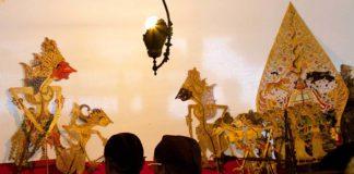 Ilustrasi Wayang Indonesia.