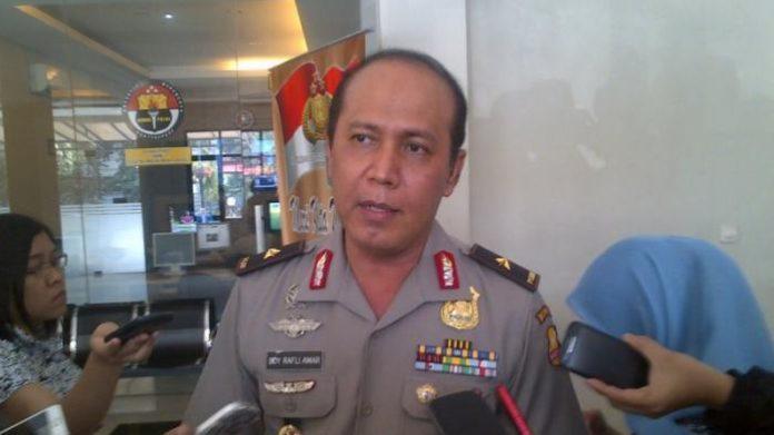 Irjen Polisi Boy Rafli Amar