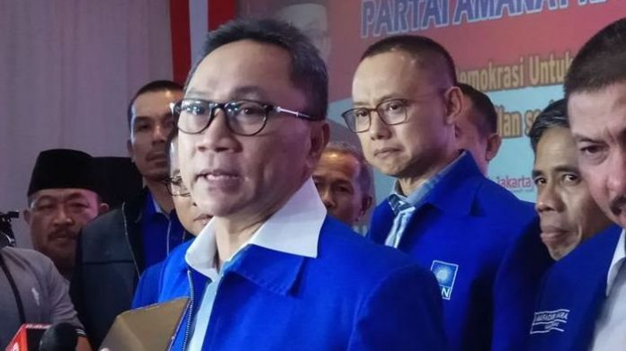 Zulkifli Hasan Ketua Umum Partai Amanat Nasional (PAN)