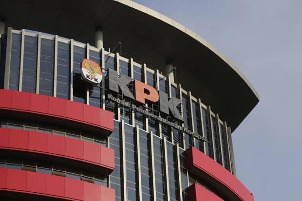 Gedung KPK.