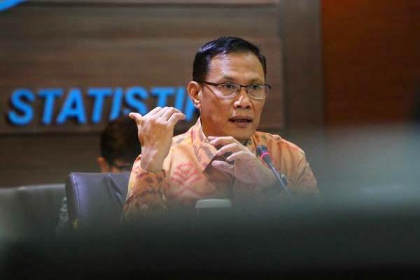 Kepala Badan Pusat Statistik (BPS) Kecuk Suhariyanto