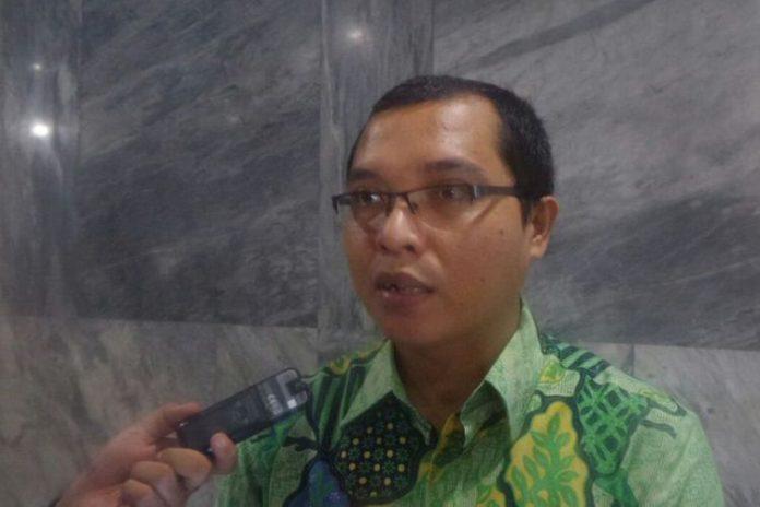 Anggota Komisi II dari Fraksi Partai Persatuan Pembangunan (PPP) Achmad Baidowi
