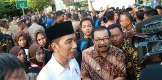 Jokowi Kunjungan Ke Pacitan