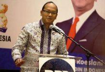 Ketua Umum Kamar Dagang dan Industri (Kadin) Indonesia, Rosan P. Roeslani