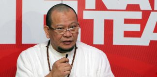 Calon Anggota DPD RI Dapil Jatim La Nyalla Mahmud Mattalitti