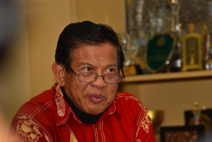 AM Fatwa mantan wakil ketua MPR RI