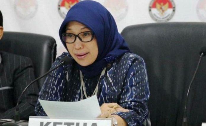Ratna Dewi Pettalolo Komisioner Badan Pengawas Pemilu (Bawaslu) RI