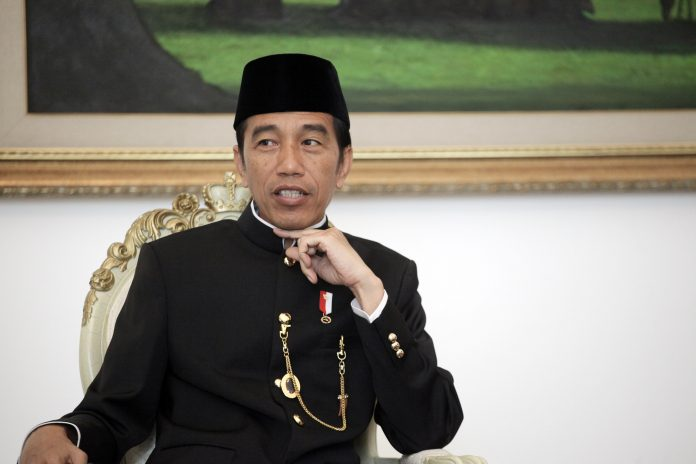 Presiden Joko Widodo.