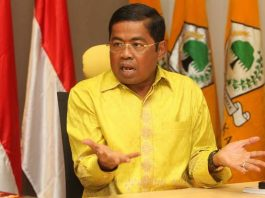 Plt Ketum DPP Partai Golkar, Idrus Marham