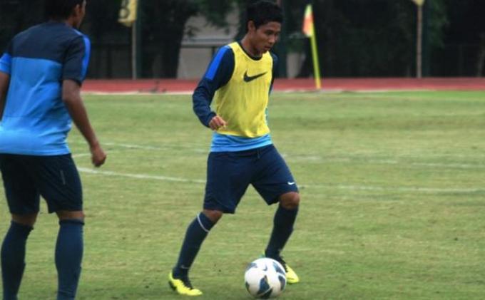 Evan Dimas masih belum bergabung dengan Selangor FA.