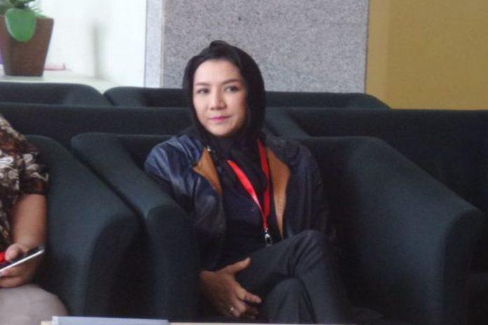 Bupati Kutai Kartanegara Rita Widyasari