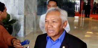 Wakil Ketua DPR-RI Agus Hermanto