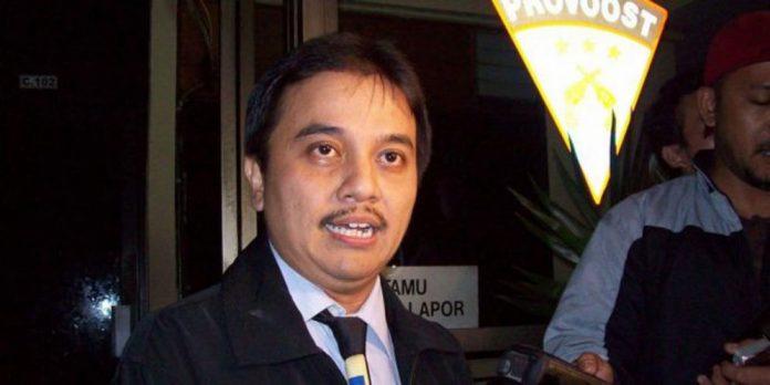 Anggota DPR Fraksi Partai Demokrat, Roy Suryo