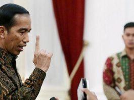 Presdien Jokowi.