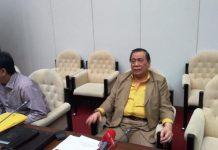 Plt Ketua Fraksi Partai Golkar Kahar Muzakir