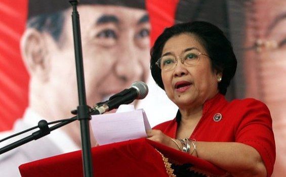 Megawati Soekarno Puti.