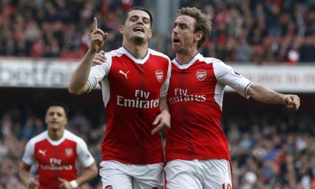 Tim Sepak Bola Arsenal.