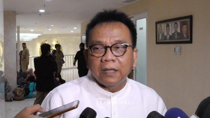 Wakil Ketua DPRD Fraksi Gerindra M Taufik