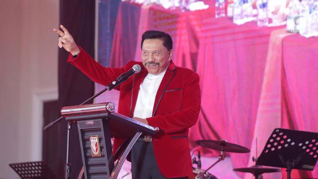 Ketua Umum Partai Keadilan dan Persatuan Indonesia (PKPI) AM Hendropriyono.
