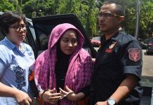 Aparat Kepolisian Jaga Ketat Sidang Perdana Kasus First Travel