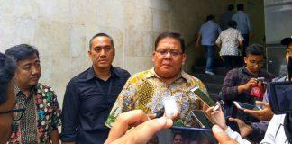 Anggota Ombudsman Andrianus Meilala