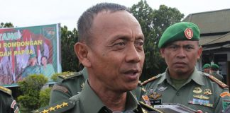 KSAD Jenderal Mulyono