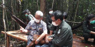Dirjen Konservasi Sumber Daya Alam dan Ekosistem (KSDAE), Wiratno