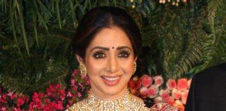 Sridevi Kapoor.