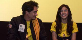 Adipati Dolken dipasangkan dengan Vanesha Prescilla di film Teman Tapi Menikah.