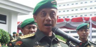 Kepala Staf Angkatan Darat (KSAD)Jenderal TNI Mulyono
