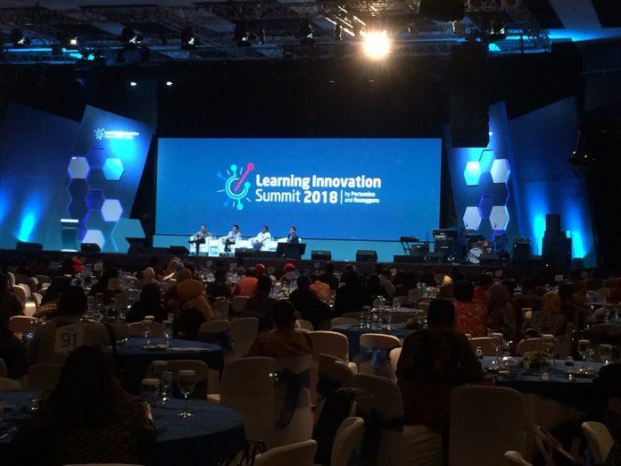Pertamina Learning Innovation Summit 2018