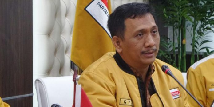 Yakin Hanura sama Jokowi, dua atau tiga poros