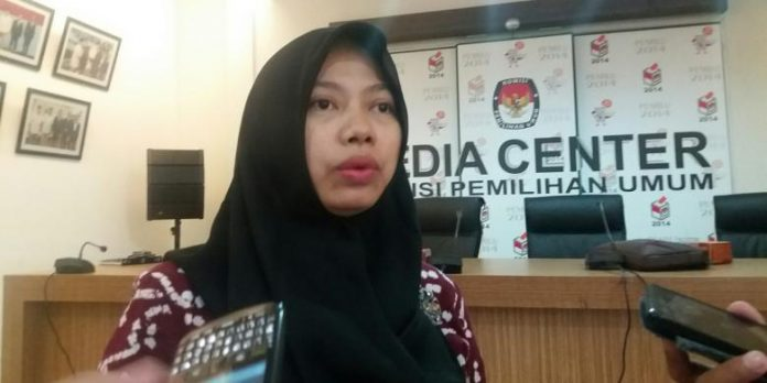 Titi Anggraini, Direktur Eksekutif Perkumpulan untuk Pemilu dan Demokrasi (Perludem)